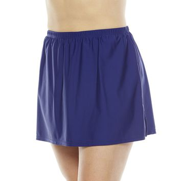 Barrow Solid Skirtini Bottoms - Women's