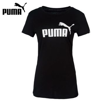 Original New Arrival Puma Women's short sleeve Sportswear T-Shirt