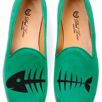 Fish Bones Loafer by Del Toro for Preorder on Moda Operandi