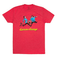 Curious George - Red