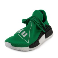 Adidas Mens PW Human Race NMD Green/White Mesh