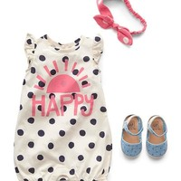 Baby Clothing: Baby Girl Clothing: shop by outfit her new arrivals   Gap