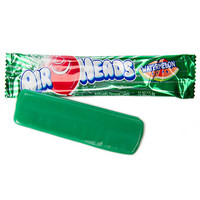 AirHeads Taffy Candy Bars - Watermelon: 36-Piece Box