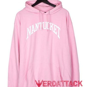 Nantucket Light Pink color Hoodies
