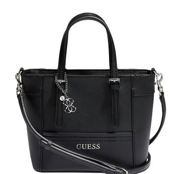 GUESS Delaney Mini Tote