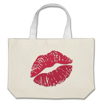 Kiss Mark Emoji Bag