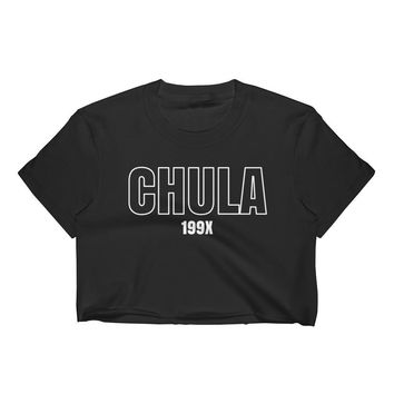 Chula Crop Top / Chingona shirt