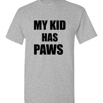 My Kid Has Paws