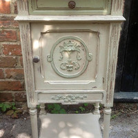 Victorian pot cupboard
