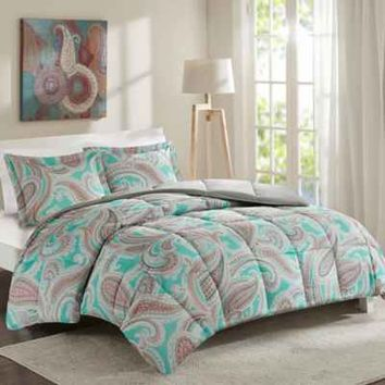 Intelligent Design Paola 2-3-Piece Comforter Set