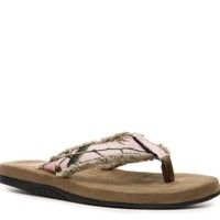 Realtree Girl Ms. Timber Flip Flop