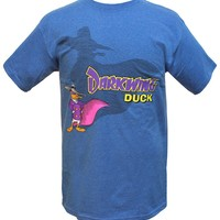 Disney Darkwing Duck Minimal Logo Men's T-shirt