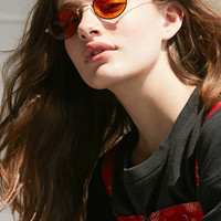 Vintage Ironbrew Oval Sunglasses | Urban Outfitters