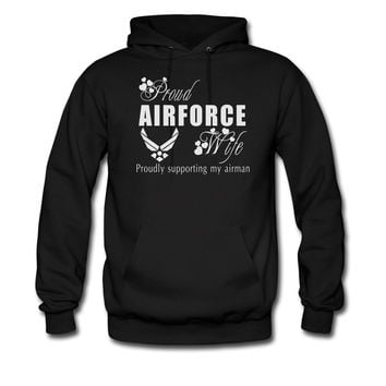 air force wife hoodie sweatshirt tshirt