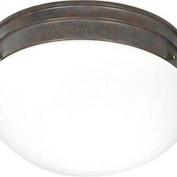 "Nuvo 76-602 - 10"" Close-To-Ceiling Flush Mount Ceiling Light"
