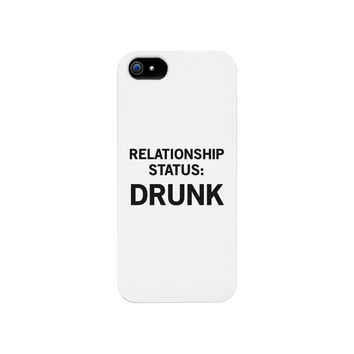 Relationship Status Black Funny Phone Case For iPhone 5/5SE