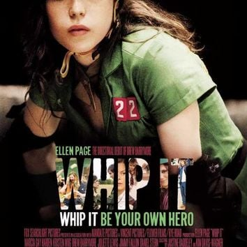 Whip It 27x40 Movie Poster (2009)