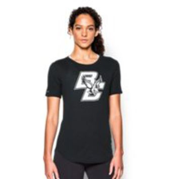Under Armour Women's Boston College UA Tri-Blend Shirzee T-Shirt