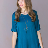 Sommerset Dolman Tunic