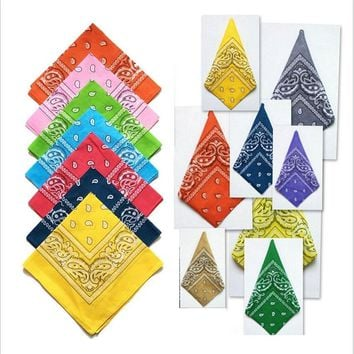 sport cycling Seamless pure cotton magic hip-hop bandana scarve unisex riding face mask collar windproof sunscreen scarf