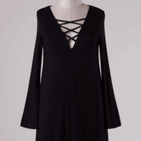 Le Cage Swing Dress | HGD120