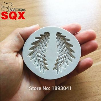 New arrival olive leaf silicone mold, cake decorating tools, bakery cooking molds, kitchen accessories SQ16261
