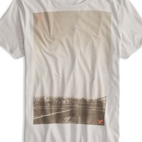AEO Men's Photo Real T-shirt (Steel Oat)
