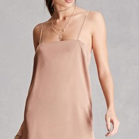Satin Slip Dress