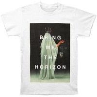 Bring Me The Horizon Men's  Cloaked T-shirt White