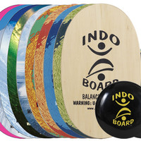 The ORIGINAL Indo Trainer Package Balance Board