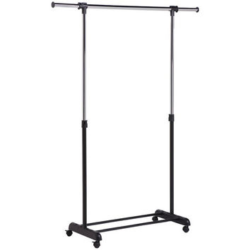 HONEY-CAN-DO GAR-01124 Expandable Garment Rack