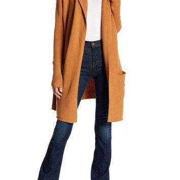 Abound   Hooded Knit Cardigan   Nordstrom Rack