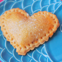 Heart Shaped Hand Pies (12)