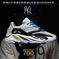 Best Online Sale Kanye West x Adidas Calabasas Yeezy Boost 700 Runner Sport Shoes Running Shoes B75575