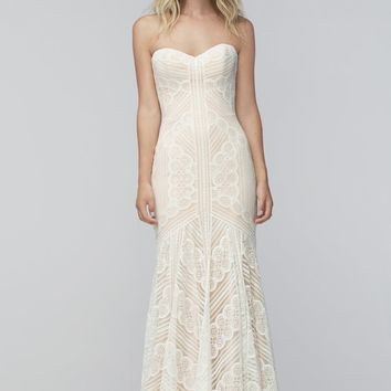 Wtoo by Watters Betty 16137P Wedding Dress