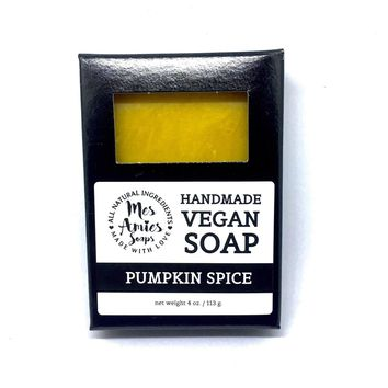 Pumpkin Spice Soap