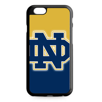 Notre Dame Fighting Irish Logo iPhone 6 Case