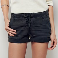 Free People Tessa Lace Up Short
