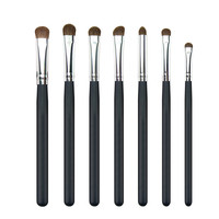 7 Piece Eyeshadow Brush Set