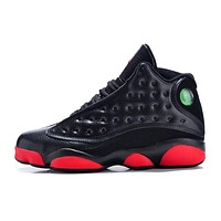 Air Jordan 13 Retro Black/Infrared 23 AJ13 Sneakers