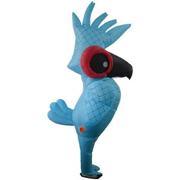 Parrot Style Inflatable Costume