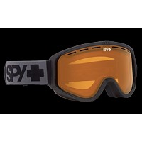 Spy - Woot Matte Black Snow Goggles / Persimmon Lenses