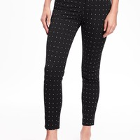 Mid-Rise Pixie Ankle Pants for Women | Old Navy