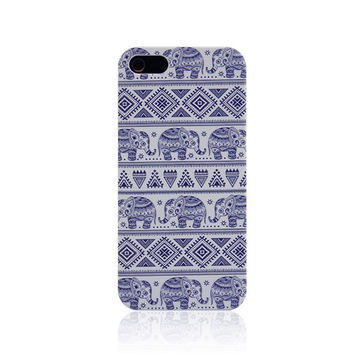 Elephant Ethnic Style Handmade iPhone Cases for 5S 6 6S Plus