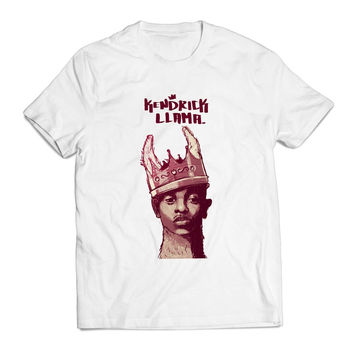 Kendrick Llama Unique Clothing T shirt Men