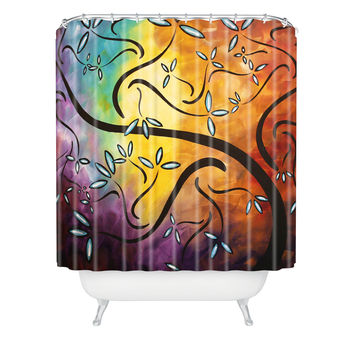 Madart Inc. Sweet Blossom Shower Curtain