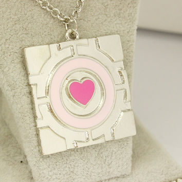 Portal 3D Gaming Necklace
