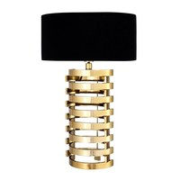 Gold Table Lamp | Eichholtz Boxter - L