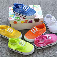 2015 summer children sneakers breathable sport shoes child summer shoes