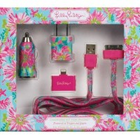 Lilly Pulitzer - Charging Kit iPhone - Trippin and Sippin
